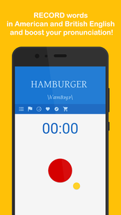 Screenshots - Say It - Pronunciation Tool