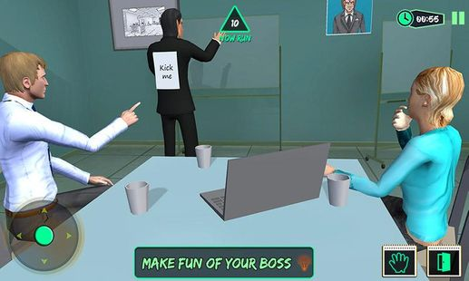 Screenshots - Scary Boss 3D