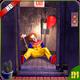 Scary Clown Prank Attack Sim: City Clown Sightings
