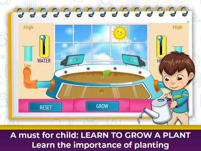 Screenshots - Science Kids Learning - Be Super Scientist!