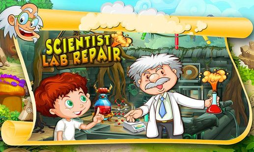 Screenshots - Scientist Lab Repair