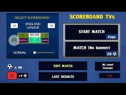 Video Image - Scoreboards Football