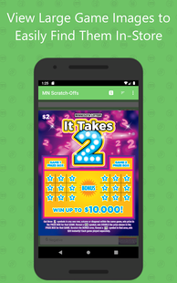 Screenshots - Scratch-Off Guide for Minnesota State Lottery