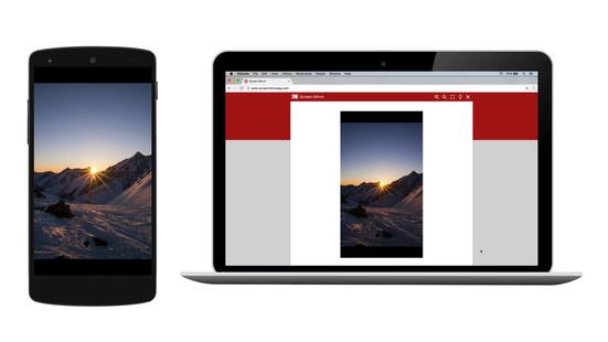 Screenshots - Screen Mirror - Screen Sharing
