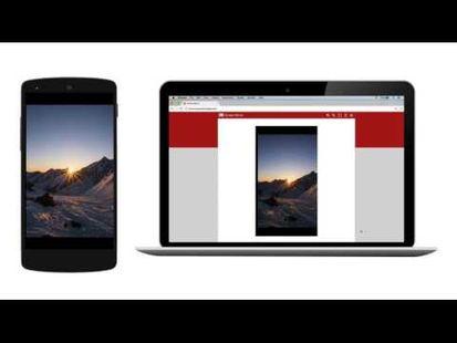 Video Image - Screen Mirror - Screen Sharing