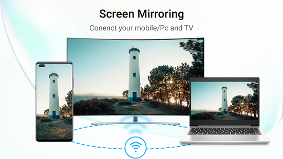 Screenshots - Screen Mirroring with All TV
