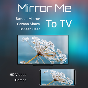 Screenshots - Screen Mirroring with TV : Play Video on All TV