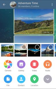 Screenshots - Secure Messenger