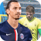 Selfie with Zlatan Ibrahimovic: Zlatan Wallpapers