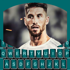Sergio Ramos Keyboard Simple
