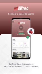 Screenshots - SetecApp