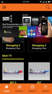 Screenshots - SETGROUP-TV