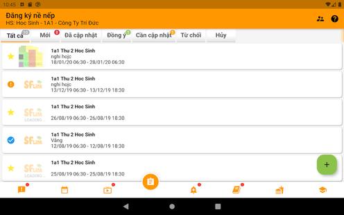 Screenshots - SFLink - School Family Link