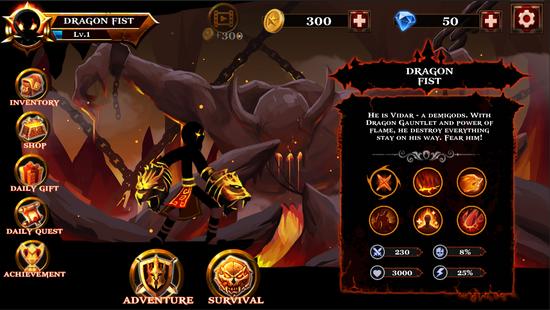 Screenshots - Shadow Fight - Killer God