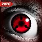 Sharingan Eyes - Ninja Camera Editor