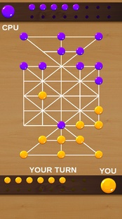 Screenshots - Sholo Guti Champion 2020 - A 16 bead game