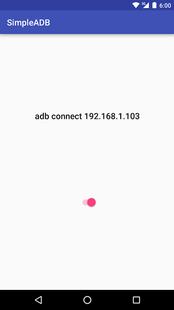 Screenshots - Simple ADB - Debug Over WiFi