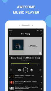 Screenshots - Simple Music - Musi Simple & Free Music Player