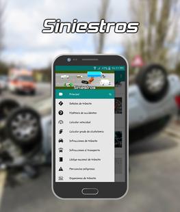 Screenshots - Siniestros