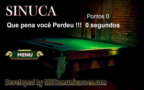 Screenshots - SINUCA