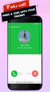 Screenshots - siren calling head