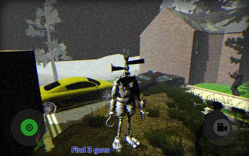 Screenshots - Siren Night at Head Neighbor