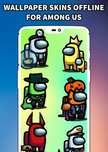 Screenshots - Skins For Among Us