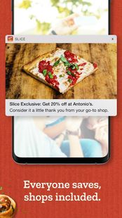 Screenshots - Slice: Order delicious pizza from local pizzerias!