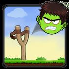 Sling Superheroes : Angry Superheroes