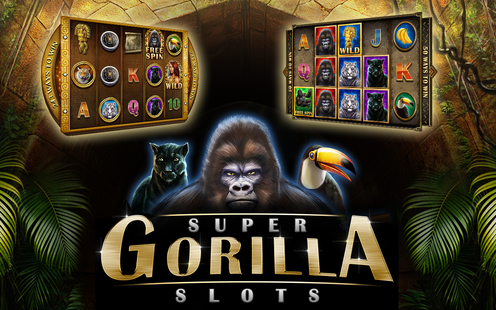 Screenshots - Slots Super Gorilla Free Slots