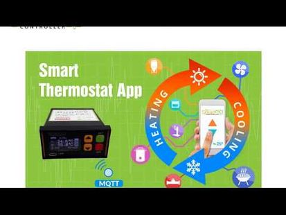 Video Image - SmartPID smart thermostat