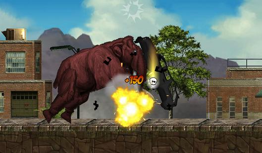 Screenshots - Smilodon Rampage