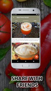 Screenshots - Smoothie Recipes Free