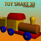 Snake 3D - Toy Train