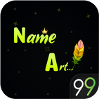 Sneck Name Art Wallpaper : 3D Name Lab, Art Master