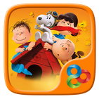 Snoopy GO Launcher Theme