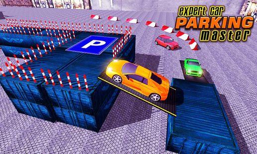 Screenshots - Snow Car Parking Challenge: Reverse Car Parking