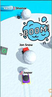 Screenshots - Snowball Battle