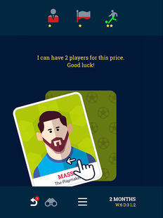 Screenshots - Soccer Kings - Football Team Manager Game