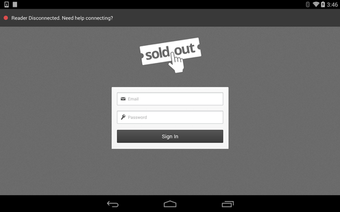 Screenshots - Sold Out Box Office