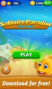 Screenshots - Solitaire Paradise: Tripeaks