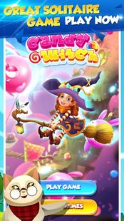 Screenshots - Solitaire Witch