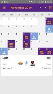 Screenshots - South Bay Lakers Official App