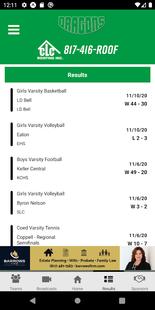 Screenshots - Southlake Carroll Dragons Athletics