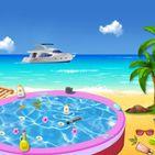 Spa Salon Cleanup Simulator: Pool & Bath Cleaning