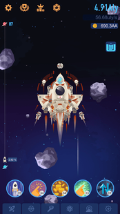 Screenshots - Space Colonizers Idle Clicker Incremental