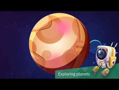 Video Image - Space Colonizers Idle Clicker Incremental