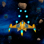 SPACE FORCE 3D: Asteroids shooter