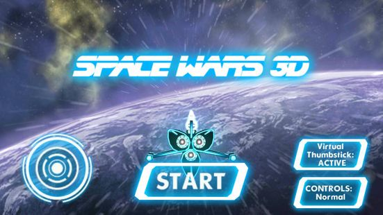 Screenshots - Space Wars 3D