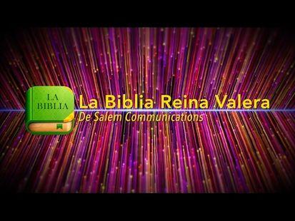 Video Image - Spanish Bible Reina Valera